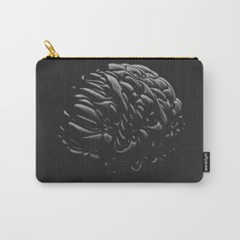 Black Brain Carry-All Pouch