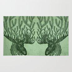 Moose-fir Rug