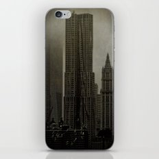 Concrete, Steel & Glass iPhone & iPod Skin