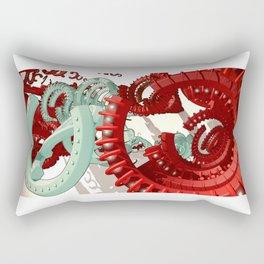 Form Exploration 6B Rectangular Pillow
