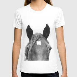 Peeking Horse T-shirt