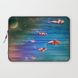 Flight Of The Eventide Laptop Sleeve