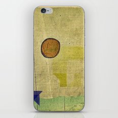 beyond planets iPhone Skin