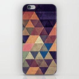 fydyxy_pyxyl iPhone Skin