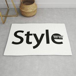 Style artwork Rug