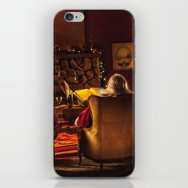 Santa Claus is coming to town iPhone Skin