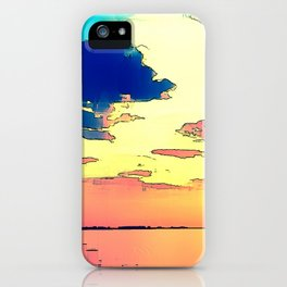 Heaven or Lies - ILL Design - Roth Gagliano Photography iPhone Case