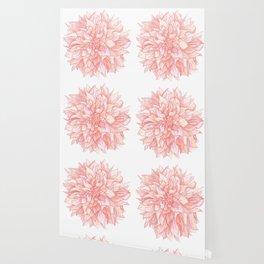 Dreamy Dahlia Wallpaper