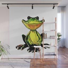 Jon Jade - The Cambodian Tree Frog Wall Mural