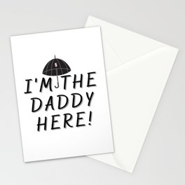 I'm the daddy here, Number five season 2 Stationery Cards