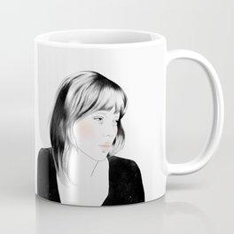 Léa Seydoux - Melancholia Serie Coffee Mug