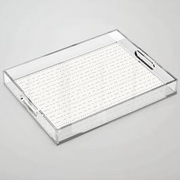 Coit Pattern 53 Acrylic Tray