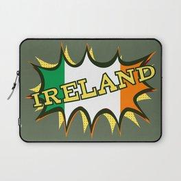 Ireland Patrick's day Laptop Sleeve