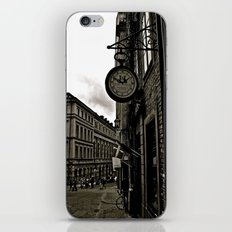 Old Fashion Time iPhone & iPod Skin