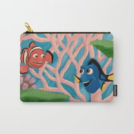 Dory and Marlin Carry-All Pouch