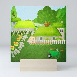 Norway 6 Mini Art Print