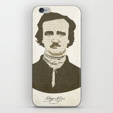 Edgar A. Poe iPhone & iPod Skin