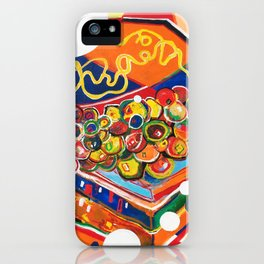 Happy Meal iPhone Case