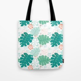 Hawaiian Holidaze Tote Bag