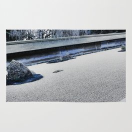 Winter Might Frost (Kyoto) Rug