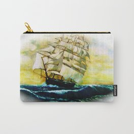 Tallship Carry-All Pouch