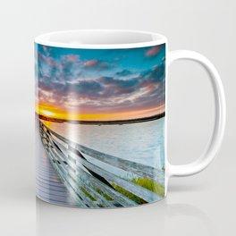Bolsa Chica Wetlands Sunrise  6/18/14 Coffee Mug