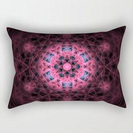 Harmonics Mandala Rectangular Pillow