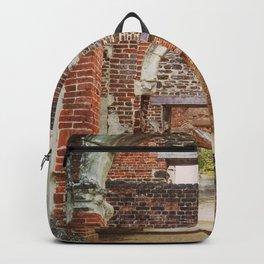 Mansion Hallway Backpack