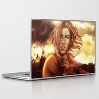 battlefield Laptop & iPad Skins featuring Battlefield by SirWendigo