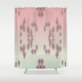 Beachy Reflections Alt. Dimension Shower Curtain