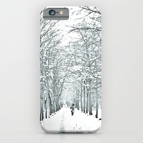 winter symphony iPhone & iPod Case