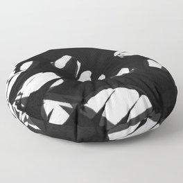 2020 Fall/Winter 07 Black Floor Pillow