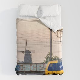Sunrise Commute Comforters