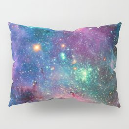 Galaxy Nebula Pillow Sham