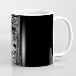 THE DEVIL of Tarot Cats Coffee Mug