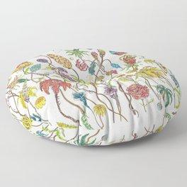 F  L  O  ww  E  R  S Floor Pillow