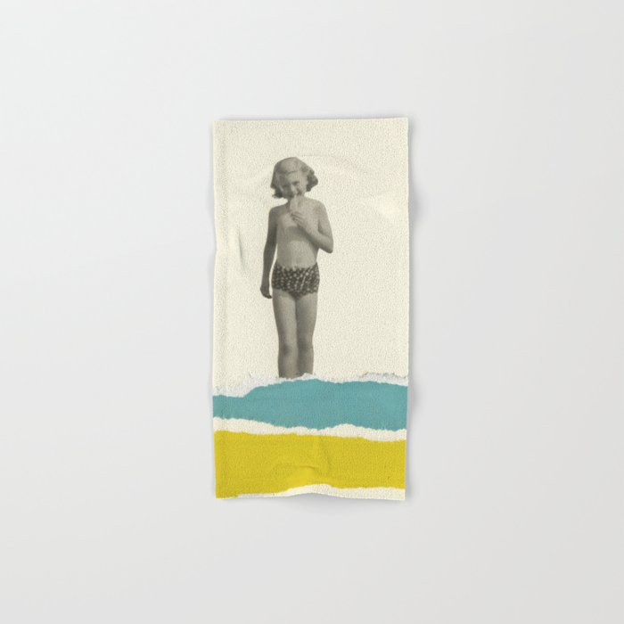 Ice Lolly Hand & Bath Towel
