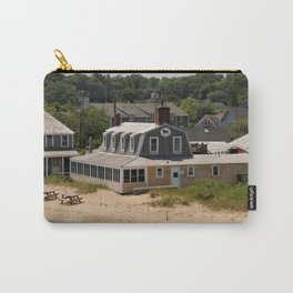 view from the vineyard haven ferry  marthas vineyard Carry-All Pouch