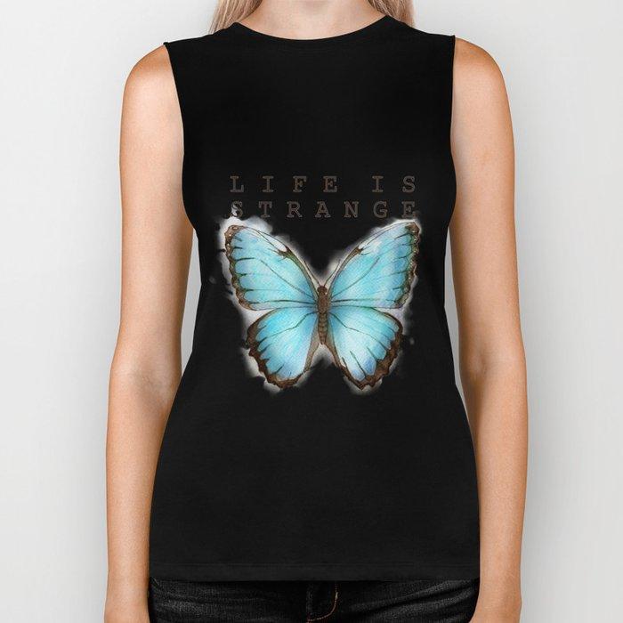 Butterfly Effect Biker Tank