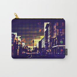 Berlin Art Carry-All Pouch