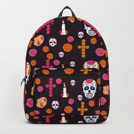Dia de muertos Backpack