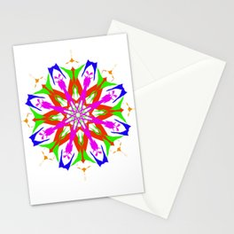 Eclipsed Star Stationery Cards