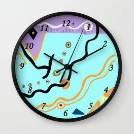 Quadratum  01 bis Wall Clock