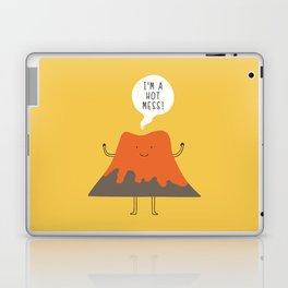 hot mess! Laptop & iPad Skin