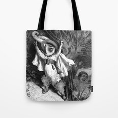 Puss in Boots / Chat Botté Tote Bag