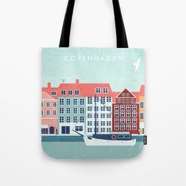 Copenhagen Tote Bag
