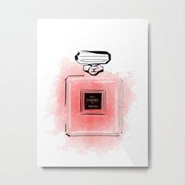 Red perfume #2 Metal Print