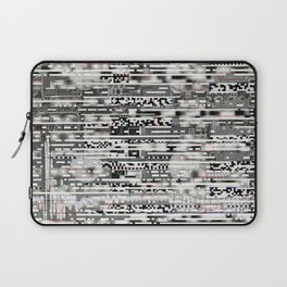 Removing Filters (P/D3 Glitch Collage Studies) Laptop Sleeve