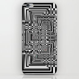 Pixel Shadow iPhone Skin