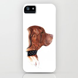 Atilla - Bandog iPhone Case